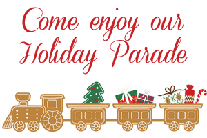 12/4: Reverse Holiday Parade