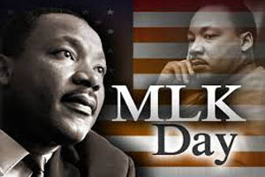 1/16: Martin Luther King Day