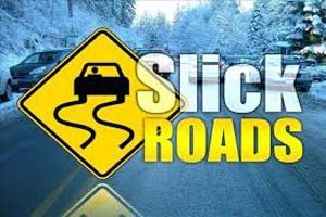 Slick Roads Possible for Morning Commute