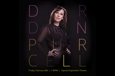 Alumna Darden Purcell to perform with Virginia Tech Jazz Ensemble