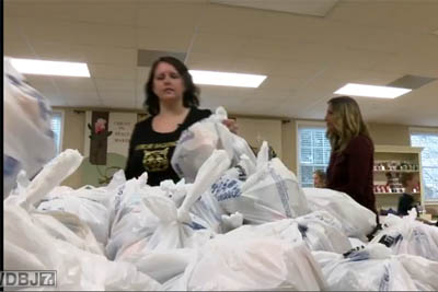 Backpack program trying to fill growing need