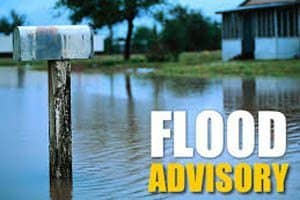 Small Stream Flood Advisory