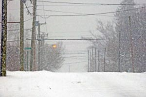 VDOT advises to avoid travel tonight into the weekend