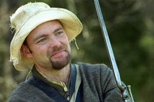 Re-enactor, battlefield protector Chris Caveness dies from cancer