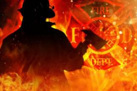 46 firefighters respond to Sunday fire