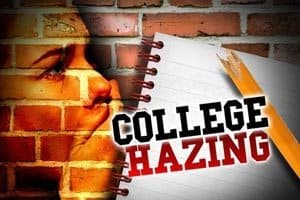 Four arrested for hazing