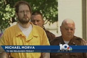 Michael Morva to be released from prison Friday