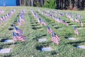 Veterans' graves to be marked