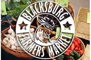 From Blacksburg Farmers Market