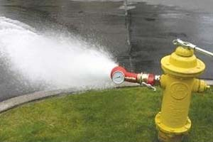 Annual Hydrant Flushing starts July 7