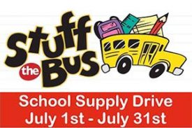 Stuff the Bus begins July 1
