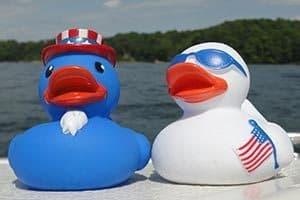 8/13: Lucky Duck Race & Cruise In
