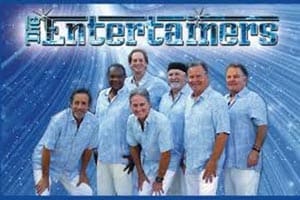 8/12: The Entertainers