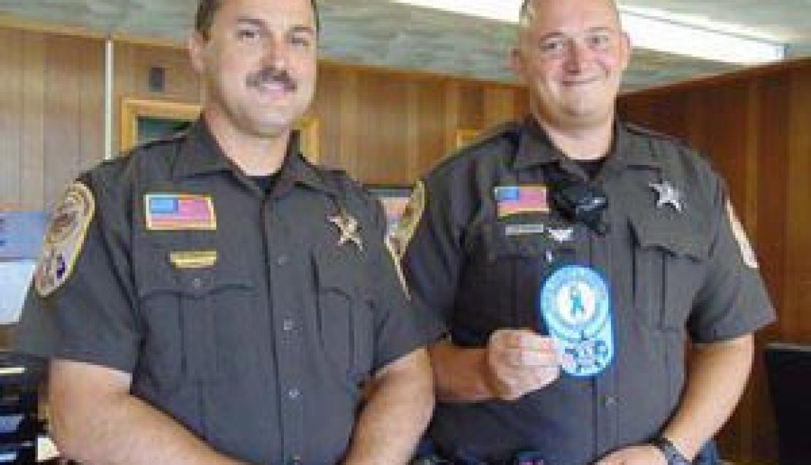 Floyd County Sheriff's Office selling patches