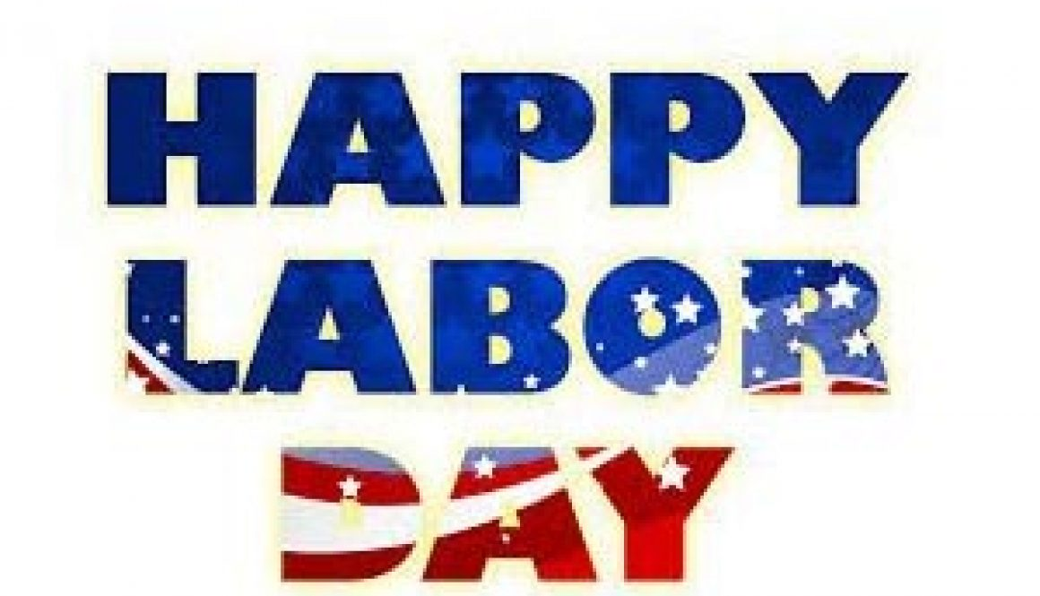 2016 Labor Day Holiday Office Closures and Garbage Collection Schedules