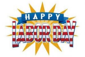 Labor Day Closures and Schedule Changes 20