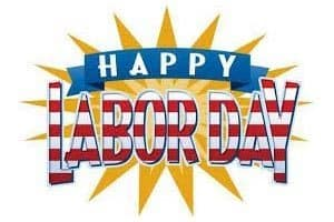 Labor Day Closures and Schedule Changes