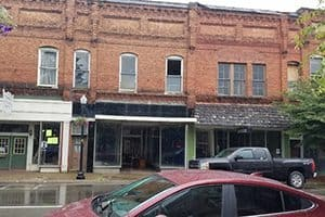 Main Street property donated to town