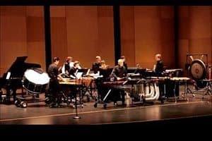 10/29: Virginia Tech Percussion Ensemble