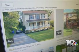 Airbnb hosts could face new restrictions in Blacksburg