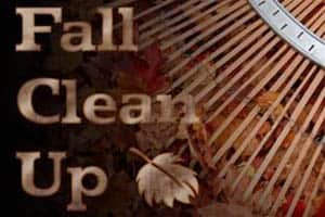 Fall Cleanup Begins October 15