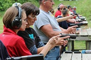 10/4: Firearms Safety Training