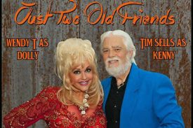 10/8: Kenny/Dolly Tribute Fundraiser
