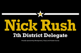 Nick Rush wins Republican nomination
