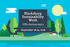 9/18-25: Sustainability Week