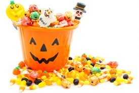 10/31: Trick or Treat at the Mall