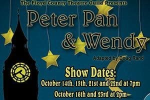 10/14-23: Peter Pan & Wendy
