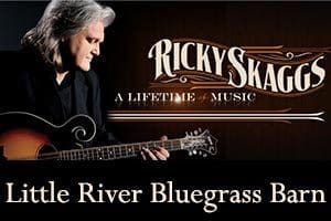 4/21: Upland Express, Ricky Skaggs, Kentucky Thunder