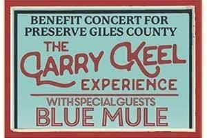 12/17: Larry Keel in Concert