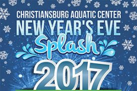 12/31: Aquatic Center New Year's Eve