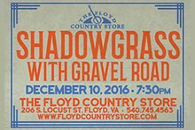 12/10: ShadowGrass & Gravel Road
