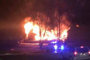 Pulaski Church Fire Update