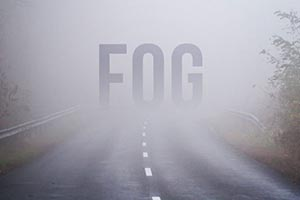 Patchy Dense Fog Overnight