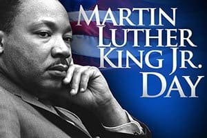 Martin Luther King Jr. Day Schedules