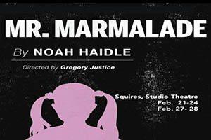 2/21-27: Mr. Marmalade by Noah Naidle