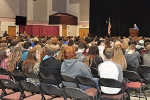 Students visit NRCC for Career Day