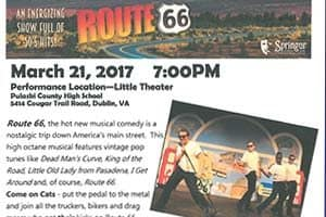 3/21: Route 66