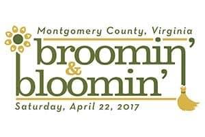 4/22: Broomin' & Bloomin'