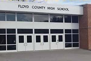 Unloaded pistol found at Floyd High School