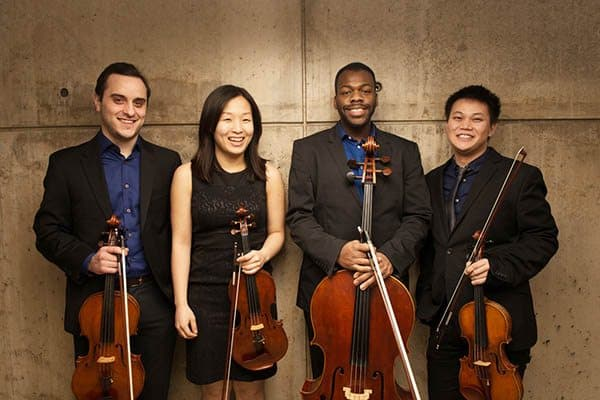 4/1: The Julius Quartet