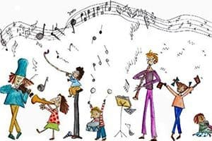 Music at the Museum for Babies,Tots and Preschoolers