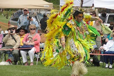 4/8: Native American Heritage Festival