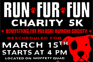 Run Fur Fun Charity 5K