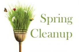 Blacksburg Spring Cleanup begins April 8