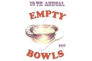 4/23: Empty Bowls