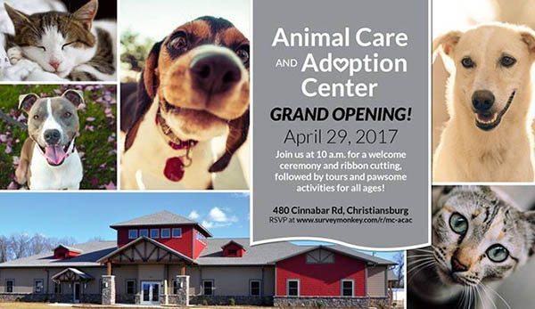4/29: Refugio de Animales de Gran Apertura - NRVN Noticias 1
